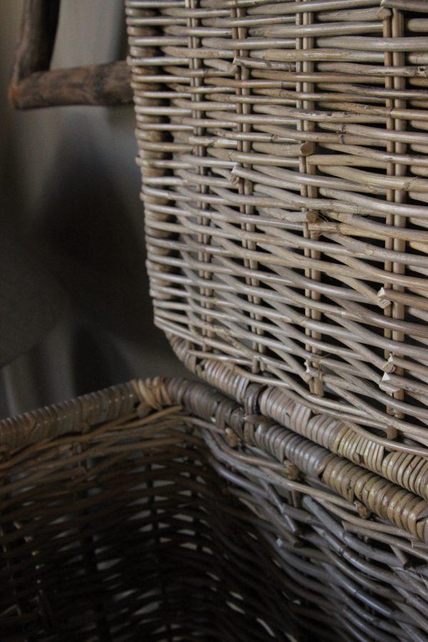Rotan Basket Medium